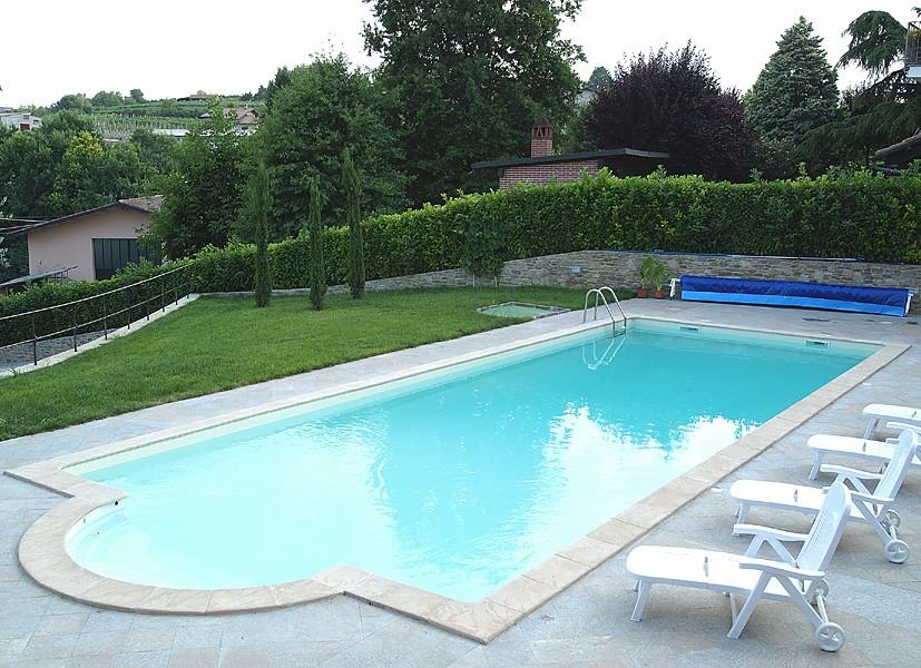 Immagine 24 25 piscine rettangolari - Foto piscine interrate ...